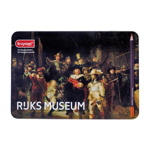 Rembrandt Rijsk Museum 50 darabos ceruzakészlet