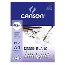 Canson Imagine  Mix media tömb