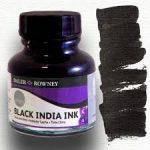 Daler Rowney indiai tinta