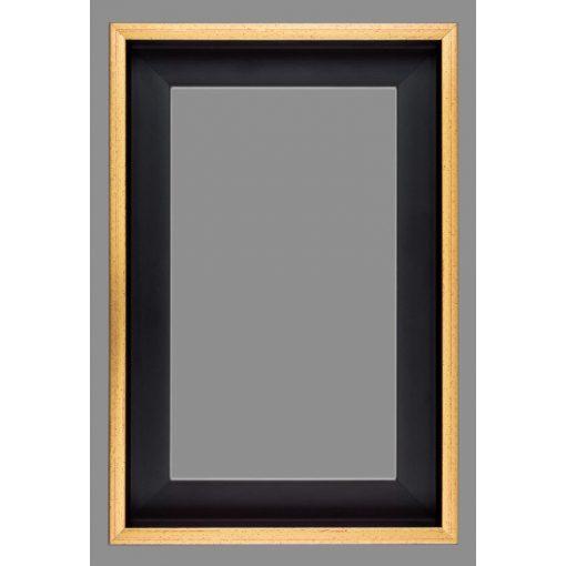 Arany bemutató keret - Baksai keret különböző méretekben