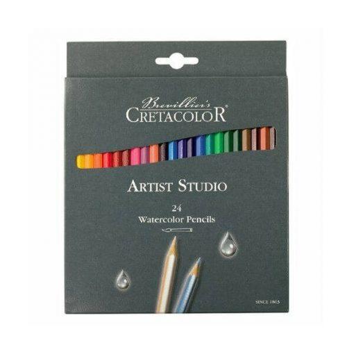 Cretacolor akverell ceruzakészlet 24 db-os