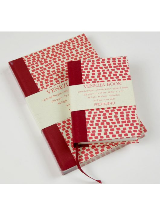 Fabriano Venezia könyv