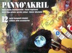 Panno'akril extra finom művészkészlet - mesterkészlet