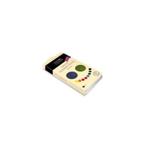 Pannoncolor óriás gombfesték - kiegészítő készlet ISKOLASZEZON