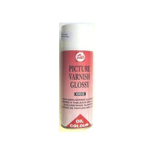 Talens festménylakk olajhoz 400 ml. spray