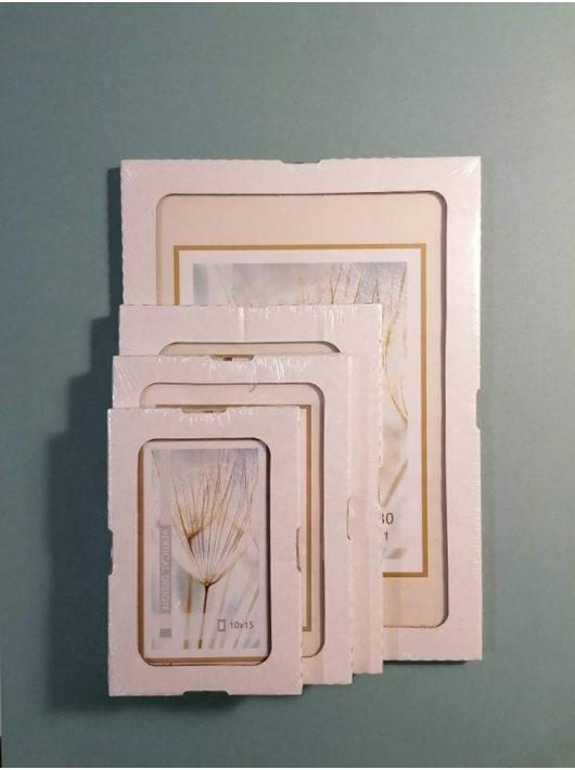 A/4 Klipsz keret   21x30 cm