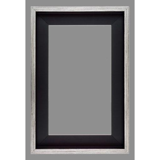 Ezüst bemutató keret - Baksai keret különböző méretekben