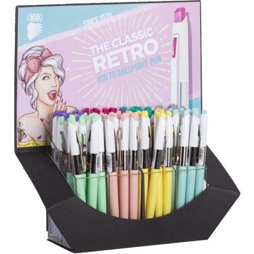 Retro toll - új színek