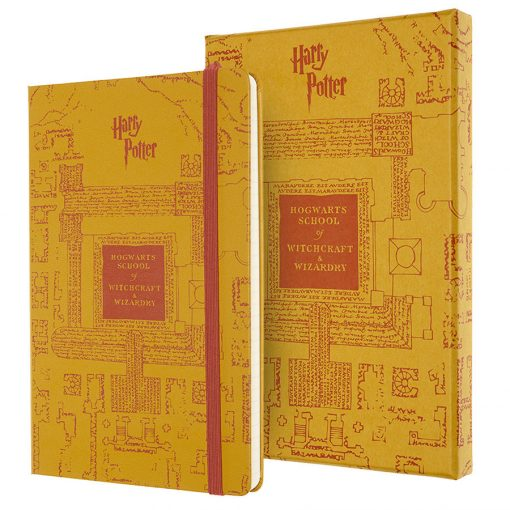 Moleskine Harry Potter gyűjtői kiadás