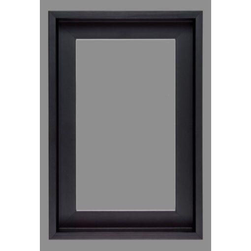 Fekete bemutató keret - Baksai keret különböző méretekben