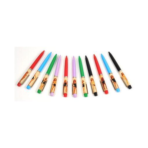 Vetkőzős toll
