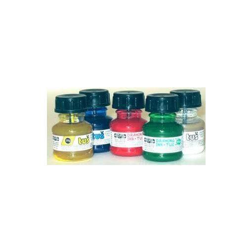 KOH-I-NOOR színes tusok 20 ml